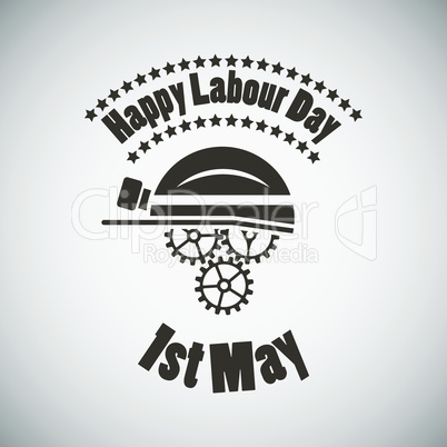 Labour Day Emblem