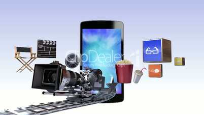 Game contents for Smart phone,mobile devices, Entertainment contents.