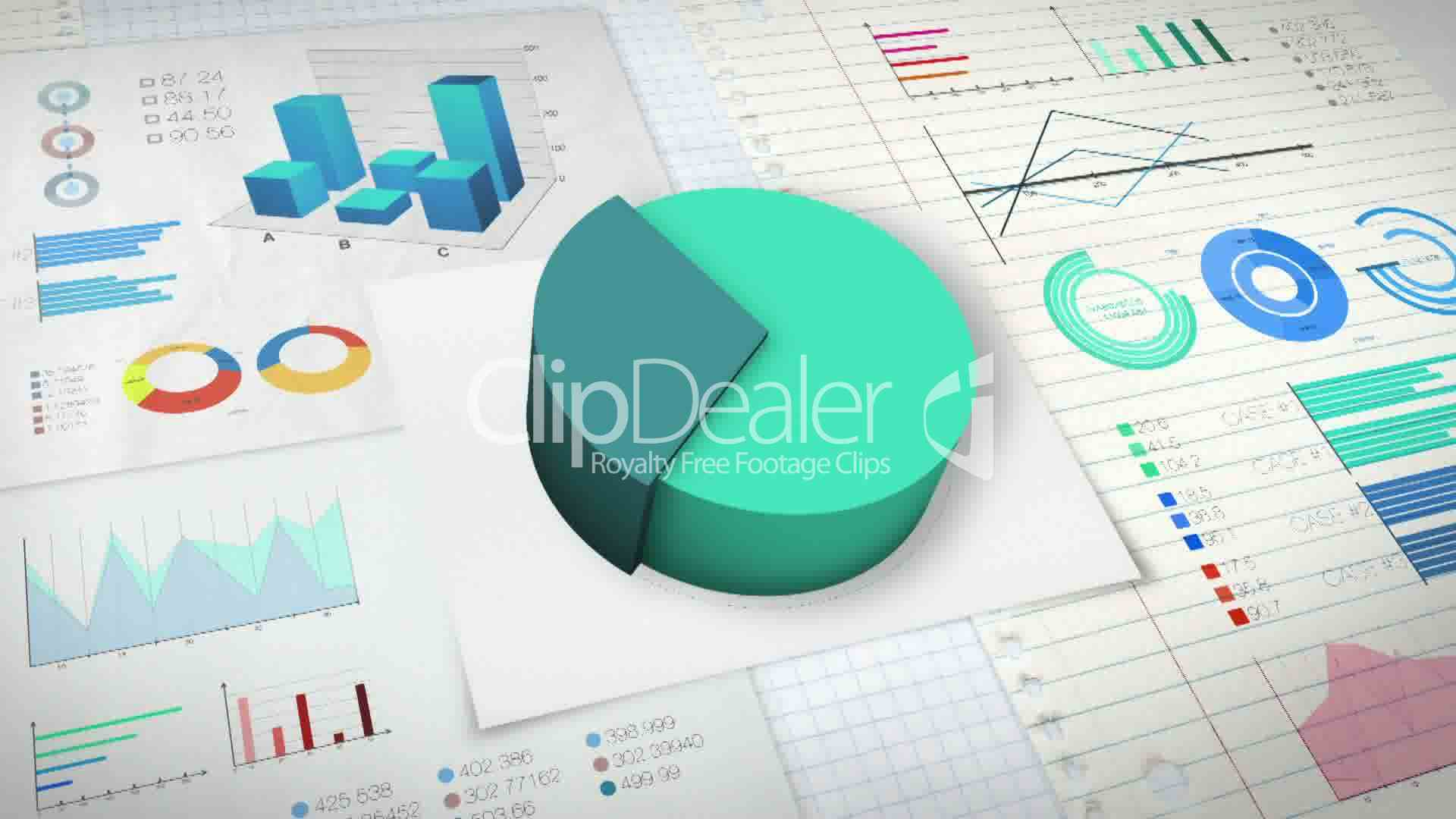 30 percent pie chart with various economic finances graph version clips 30 percent pie chart nvjuhfo Gallery