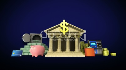 Management bank account, banking life 2 (included alpha)