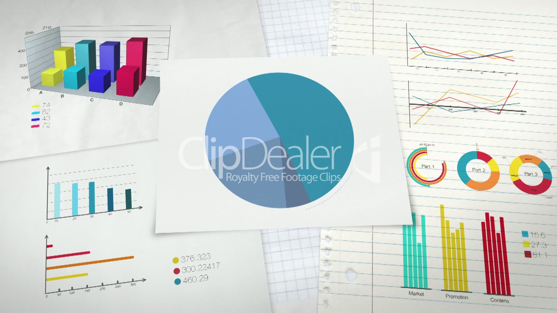 Pie chart indicated 80 percent and various graphic diagram investment market overview pie piece powerpoint powerpoint templates presentation design presentation template nvjuhfo Image collections