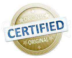 original certified