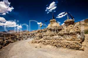 India a monastery
