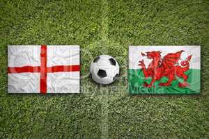 England vs. Wales, Group B