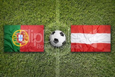 Portugal vs. Austria, Group F