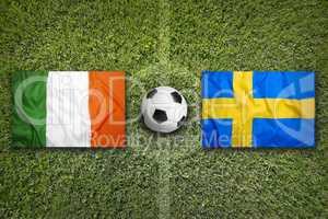 Ireland vs. Sweden, Group E