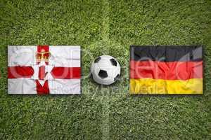 Northern Ireland vs. Germany, Group C