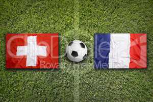 Switzerland vs. France, Group A