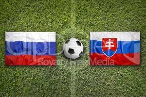 Russia vs. Slovakia, Group B