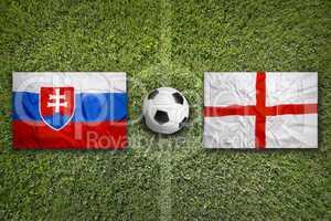 Slovakia vs. England, Group B