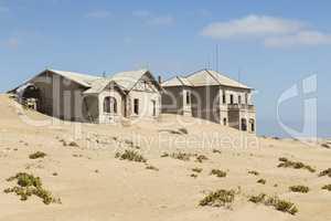 Geisterstadt Kolmanskop, ghost town Kolmanskop, Namibia
