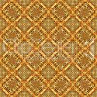 Luxury Check Ornate Seamless Pattern