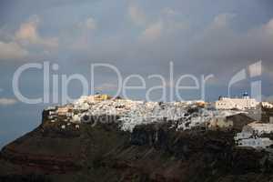 Fira, Santorin, Griechenland