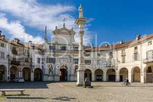 Church in Venaria Reale