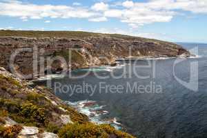 Küstenlandschaft auf Kangaroo Island