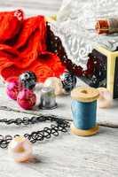 Casket of jewels