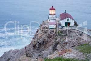 Point Reyes Lighthouse, Dusk