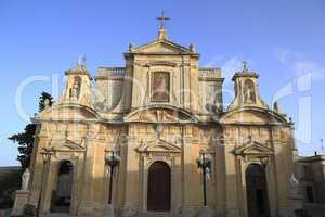 The Collegiate Church of St Paul, Rabat Malta