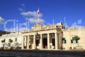 Palace on Saint George Square, Malta