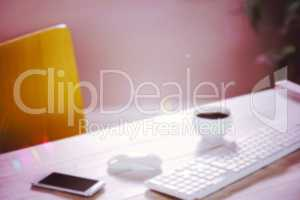 Image of a desk