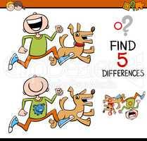 activity task for children
