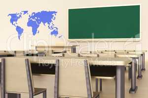 Seminar training room