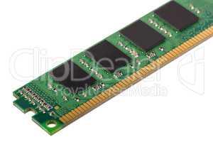 Electronic collection - computer random access memory (RAM) modu