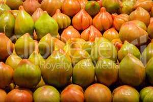 Tomaten aus der Region Valencia