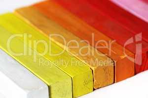 Spectrum - Warm Colors