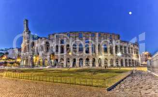 Coliseum, Roma, Italy