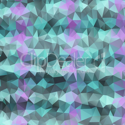 Retro pattern of geometric shapes. Colorful mosaic banner. Geometric triangle vector hipster background.