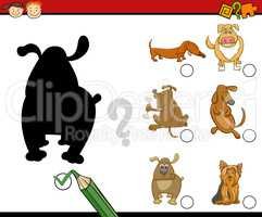 shadows activity for preschoolers
