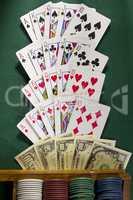 Winning combinations in poker