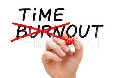 Burnout Timeout Concept