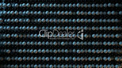 Sphere abstract background