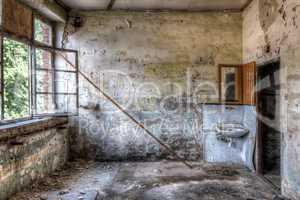 Sanitary spot