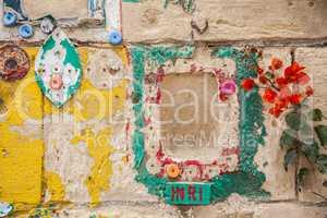 Religious wall