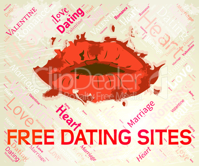 Free Dating Sites Indicates For Nothing And Dates