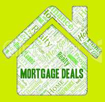 Mortgage Deals Shows Real Estate And Bargains