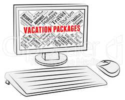 Vacation Packages Shows Fully Inclusive And Computers