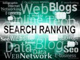Search Ranking Shows Researcher Top And Marketing