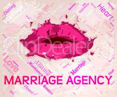Marriage Agency Represents Couple Marital And Matrimonial