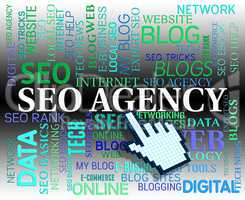 Seo Agency Indicates Web Site And Agencies