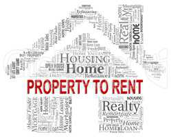 Property To Rent Shows Renting Renter And Properties