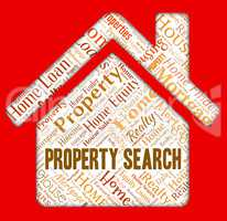 Property Search Represents Real Estate And Apartments