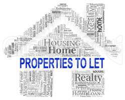 Property To Let Shows For Rent And Apartment