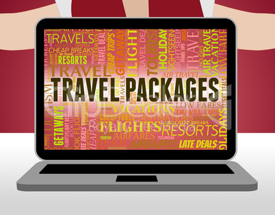 Travel Packages Shows Tour Operator And Arranged