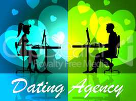 Dating Agency Represents Companies Network And Partner