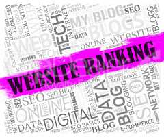 Website Ranking Means Search Engine And Marketing
