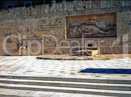 Tomb of a Unknown Soldier, Athens
